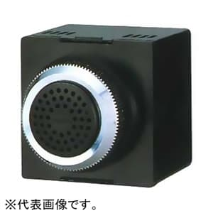 電子音報知器 《シグナルホン》 埋込専用 標準タイプ 定格電圧AC/DC24V 最大80dB φ30mm オープンコレクタ対応