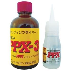 瞬間接着剤 PPX プライマーセット 容量60g