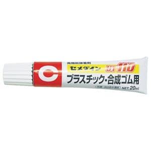 高機能接着剤 UT110 プラスチック・合成ゴム用 無溶剤タイプ 容量20ml