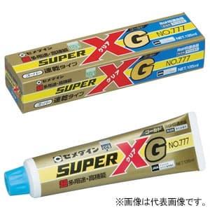 超多用途・高機能接着剤 スーパーXゴールド777 速硬化タイプ 容量135ml クリア