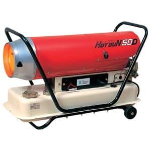 熱風式ヒーター ホットガンシリーズ 熱風式 直火形 コンパクトタイプ