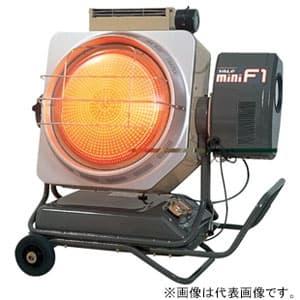 赤外線ヒーター バルシックスシリーズ 60Hz専用 放射式 直火形 木造80〜96㎡/コンクリート111〜134㎡
