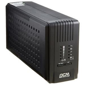 単相無停電電源装置 スタンダードタイプ ラインインタラクティブ方式 出力容量650VA/370W 専用電源管理ソフトウェア付