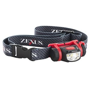 LEDヘッドライト スタンダードモデル 防噴流形IPX5相当 《ZEXUS Sシリーズ》