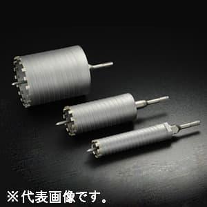 単機能コアドリル 《E&S》 乾式ダイヤ 回転専用 DCタイプ(ストレートシャンク) 口径80mm シャンク径10mm/13mm