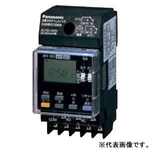 24時間式タイムスイッチ JIS協約型・2P 電子式 2回路型