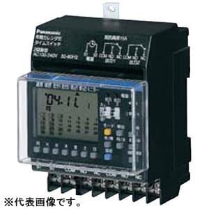 年間カレンダ式タイムスイッチ JIS協約型・3P 電子式 1回路型
