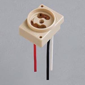 EEスイッチソケット 器具用プラグイン式 熱動継電器形