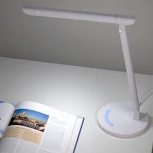 LEDスタンドライト タッチセンサースイッチ 調光機能付 ホワイト 画像2