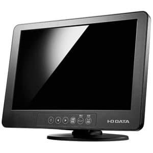 ワイド液晶ディスプレイ 10.1型 WXGA(1280×800)対応 コンポジットビデオ入力端子搭載 ブラック