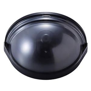 ドア用防犯ダミーカメラ 防水型 電池式 赤色LED×1灯