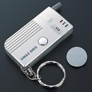 盗撮・盗聴器発見器 電池式 検知周波数:30MHz〜2.4GHz