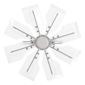 ハイブリッド・ファンTJR 天井吹き出し口用 直径500〜700mm 羽根色ハーフクリアー