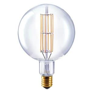 LED電球 《Siphon Grande》 ボール200形 40W相当 全光束450lm 暖系電球色 E39口金 調光器対応