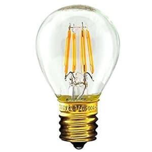 LED電球 《Siphon》 ボール35形 15W相当 全光束130lm 電球色 E17口金 調光器対応
