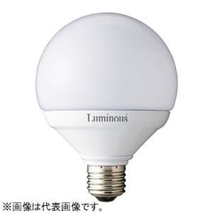 LED電球 ボール電球形 白熱ボール電球60W形相当 昼白色 口金E26 密閉器具対応