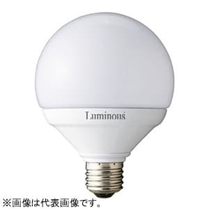 LED電球 ボール電球形 白熱ボール電球60W形相当 電球色 口金E26 密閉器具対応