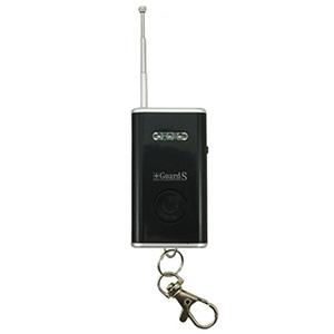 発見センサー 高性能タイプ 電池式 盗聴76〜770MHz/盗撮1.1〜5.8GHz アンテナ付 ブラック