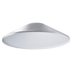 遮光笠(笠C) 《LEDioc AREA TOLICA-L》 上方光束比20% メタリックシルバー