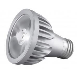 LED電球 ビームランプ形 PAR20タイプ 全光束500lm 配光角25° 電球色 E26口金