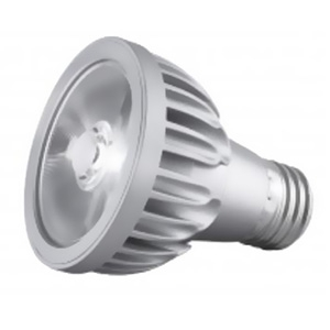 LED電球 ビームランプ形 PAR20タイプ 全光束540lm 配光角25° 電球色 E26口金