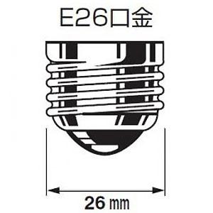 LED電球プレミア 一般電球形 全方向タイプ 40形相当 昼白色 E26口金 密閉型器具・断熱材施工器具対応 画像2