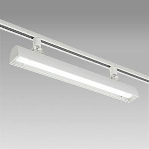 LEDベースライト 《リビアーノ -LIVIANO-》 600mmタイプ ライティングレール取付タイプ 電球色相当 可動範囲150° 白