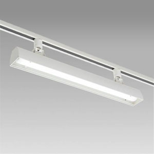 LEDベースライト 《リビアーノ -LIVIANO-》 600mmタイプ ライティングレール取付タイプ 白色相当 可動範囲150° 白