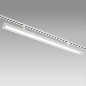 LEDベースライト 《リビアーノ -LIVIANO-》 1200mmタイプ ライティングレール取付タイプ 電球色相当 可動範囲150° 白