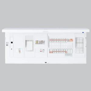 エコキュート・IH対応フリースペース付住宅分電盤 LAN通信型