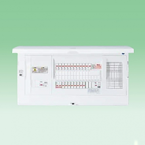 レディ型 創エネ対応 住宅分電盤 エネルック 電力測定ユニット・太陽光発電システム対応