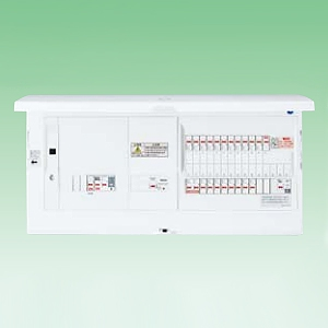 LAN通信型 HEMS対応住宅分電盤 太陽光発電システム・蓄熱暖房器・エコキュート・電気温水器・IH対応